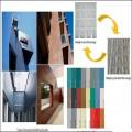 امکان سنجی استفاده از نماهای نوین ساختمان