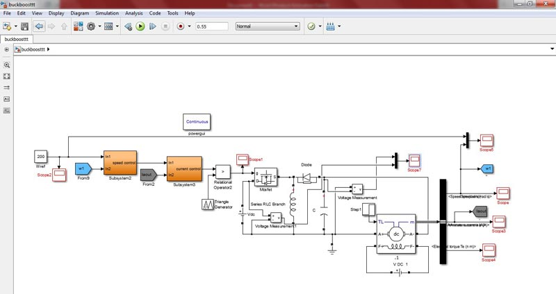 مدلسازی-درایوها-با-قابلیت-کنترل-سرعت