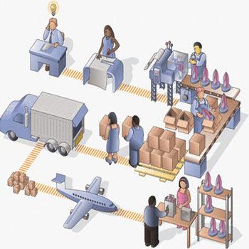برنامه ریزی کارکنان در زیرساخت لجستیک