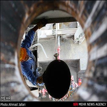 مطالعه انتقال حرارت چاه در عملیات حفاری
