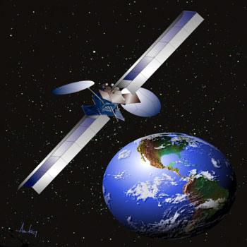 تحقیق دسترسی مخابرات ماهواره ای