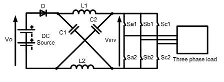 شبیه سازی سیستم تبدیل انرژی بادی متغیر ژنراتور سنکرون منبع Z