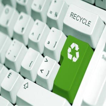 شبیه سازی شبکه بازیافت پایدار برای ضایعات تجهیزات برقی-الکترونیکی