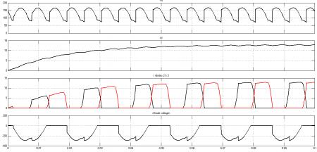 پروژه تشریح مدار يکسو کننده تک فاز-سه فاز