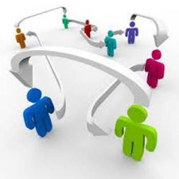 مقاله انتقال روابط در سطح فردی به ساختارهای سازمانی