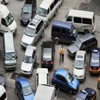 مقاله پارامترهای جریان ترافیک