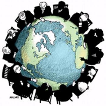 پاورپوینت بررسی رابطه حاکمیت دولت و جهانی شدن
