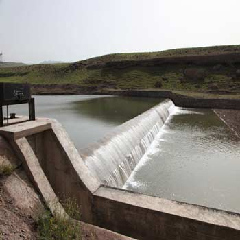 تحقیق منابع آبی دشت گرگان