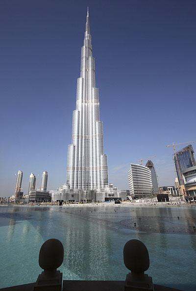 مدلسازی برج خلیفه با اتوکد و 3dsmax