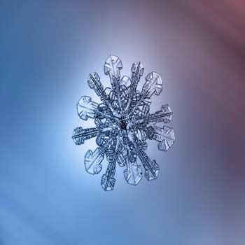 ترجمه حذف برف از یک تصویر از طریق تجزیه تصویر