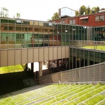 تحقیق و پاورپوینت مدرسه ی معماری اسلو نروژ