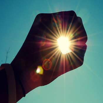 تحقیق نقش نور و کاربرد آن در زندگی