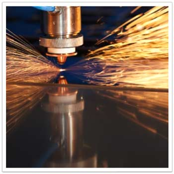 پاورپوینت کاربردهای لیزر در صنعت