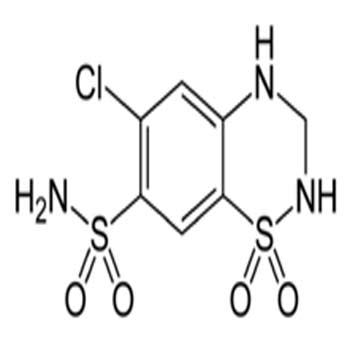 مدل های رگرسیون برداری تعادل خطی و شیمی هیدروکلروتیازید