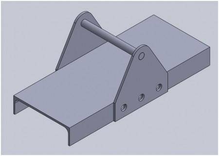 حل پروژه طراحی اجزا با آباکوس