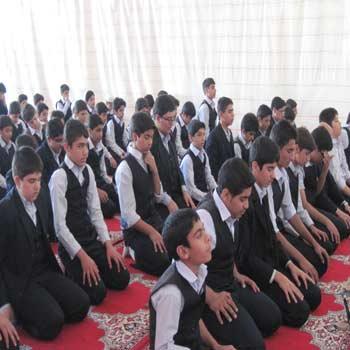 اقدام پژوهی جذب دانش اموزان به نماز و فرائض دینی