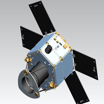 تحقیق تحلیل ارتعاشات ماهواره بر اثر تلاطم سیال پیشران