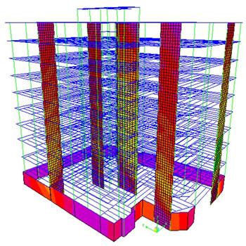 رویکرد تحلیل پوش آور تطبیقی برای ارزیابی لرزه ای سازه های دیوار برشی