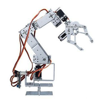 رباتهای 6 درجه آزادی در علم مكاترونیك