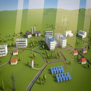 پاورپوینت کنترل بار-فرکانس سیستم قدرت در محیط مقررات زدایی شده