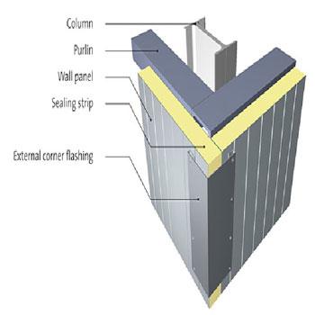 ترجمه مقاومت برشی پانل اتصالات جفت فولاد تیر-دیوار در یک سیستم ترکیبی دیوار