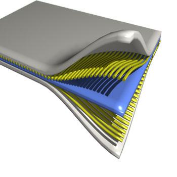 تحقیق مدلسازی خواص کامپوزیت های تقویت شده با تقویت کننده صفحهای