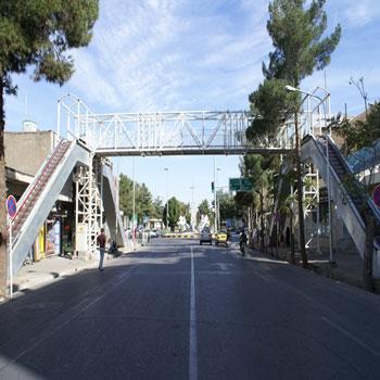 تحقیق بررسی تحلیلی عدم استفاده از پل های عابر پیاده (مطالعه موردی شهر اهواز)
