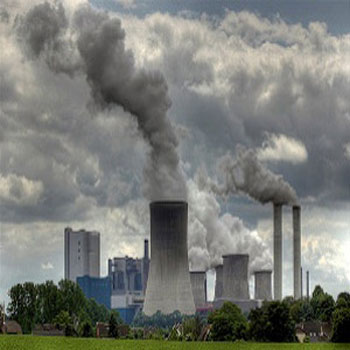 تحقیق آلودگی هوا