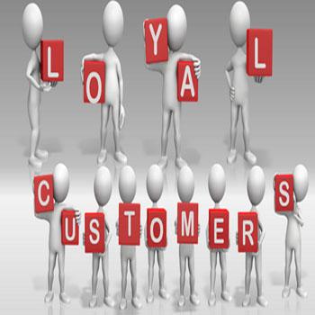 Image result for وفاداری مشتریان