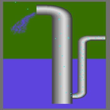 تحقیق air lift pump در جريان های دوفازی