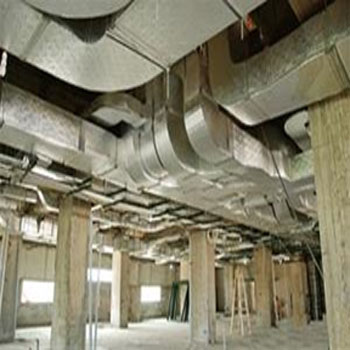 تحقیق انواع کانال کشی ساختمان و روش های طراحی آن
