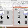 پردازش تصویر تشخیص اثر انگشت با متلب