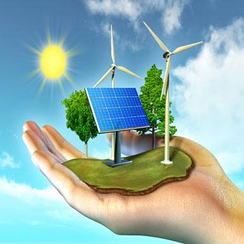 تحقیق منابع انرژی تجدید پذیر