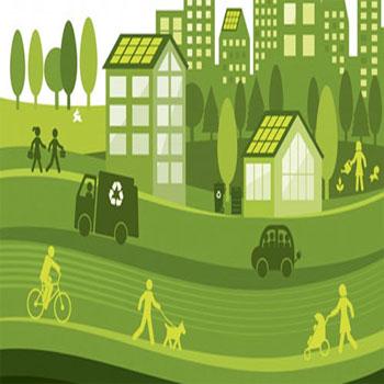مقاله ترجمه شده معماری سبز: یک مفهوم پایداری