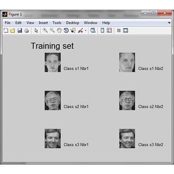 پردازش تصویر تشخیص چهره انسان با متلب