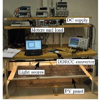 شبیه سازی مقاله دنبال کردن حداکثر توان در سیستم های فوتوولتیک با متلب