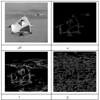 شبیه سازی مقاله تشخيص لبه تصاوير با اتوماتای يادگير سلولی با متلب
