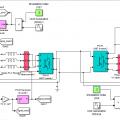 شبیه سازی مقاله کاهش هارمونیک با اینورتر 5 سطحی برای درایو موتور القایی 4 قطبی با متلب