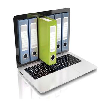 پاورپوینت ارائه راهبری اسناد الکترونیک