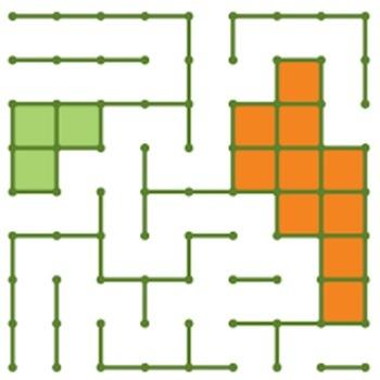 برنامه نویسی بازی نقطه ها Dots به زبان جاوا