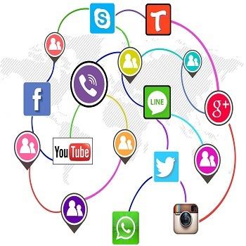 تحقیق بیشینه سازی تاثیر (نفوذ) در شبکه های اجتماعی