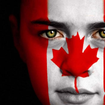 پاورپوینت مقایسه اوقات فراغت ایران و کانادا