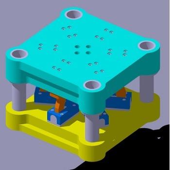 طراحی و مدلسازی پارامتریک یک قالب با کتیا