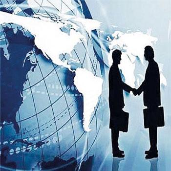 پاورپوینت نقش شرکتهای فراملیتی و چند ملیتی در تجارت جهانی