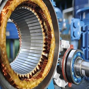 تحقیق خطاهای داخلی موتورهای الکتریکی