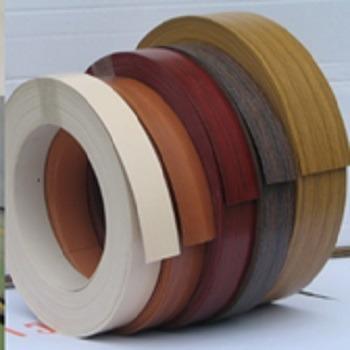 تحقیق توليد لبه های چسبان (Edge Banding) در ايران با انواع مواد اوليه مختلف