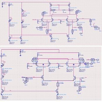 شبیه سازی مقاله میکسر CMOS RF توان کم برای شبکه های حسگر بی سیم با ADS