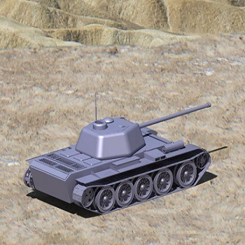 طراحی و مدلسازی تانک جنگی با کتیا