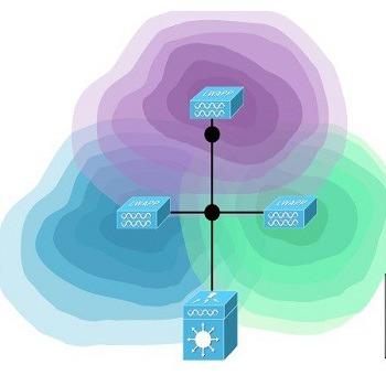 شبیه سازی الگوریتم کنترل توان شبکه سلولی TPC با متلب