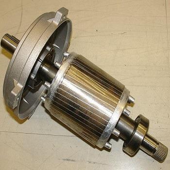شبیه سازی و طراحی موتور القایی قفسه سنجابی با توان 37 کیلووات